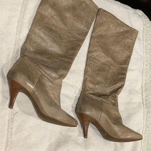 Aldos Leather Boots